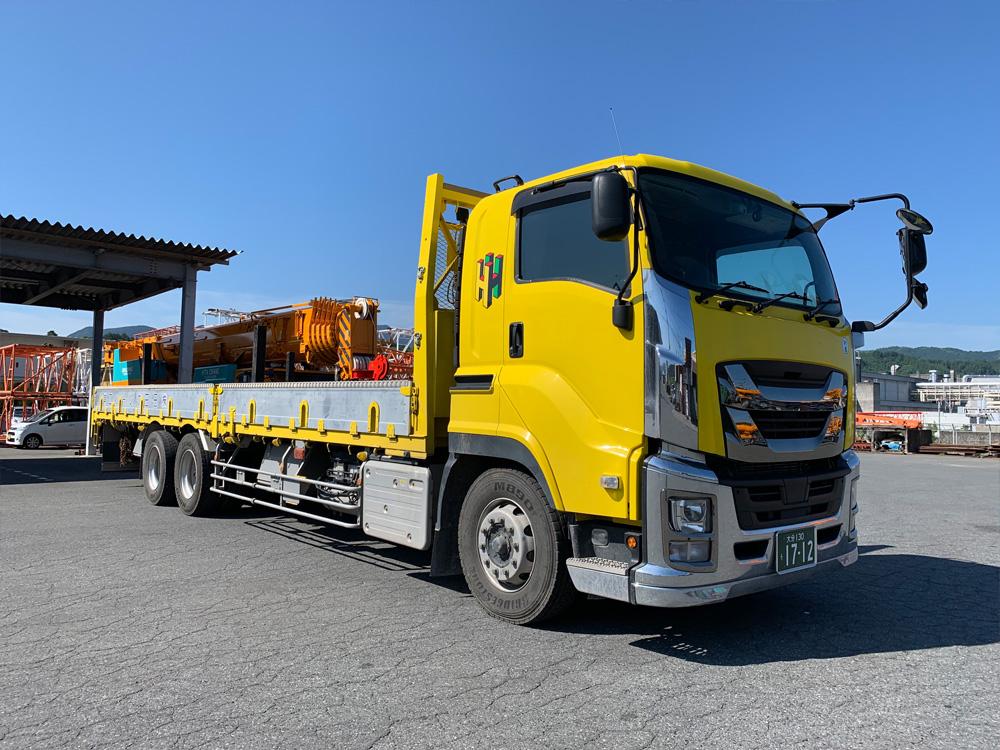 トラック13t